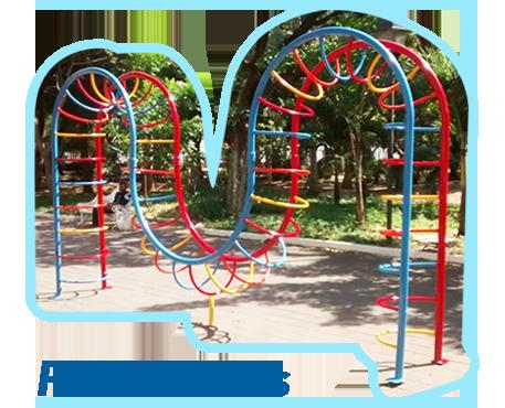 juegos infantiles para parques publicos veracruz   sube y ...